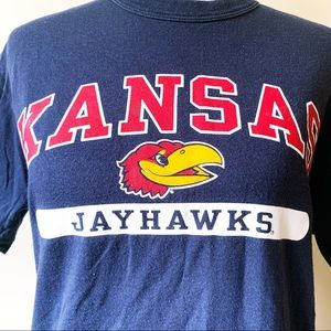 NCAA University of Kansas Jayhawks T-Shirt Shirt S